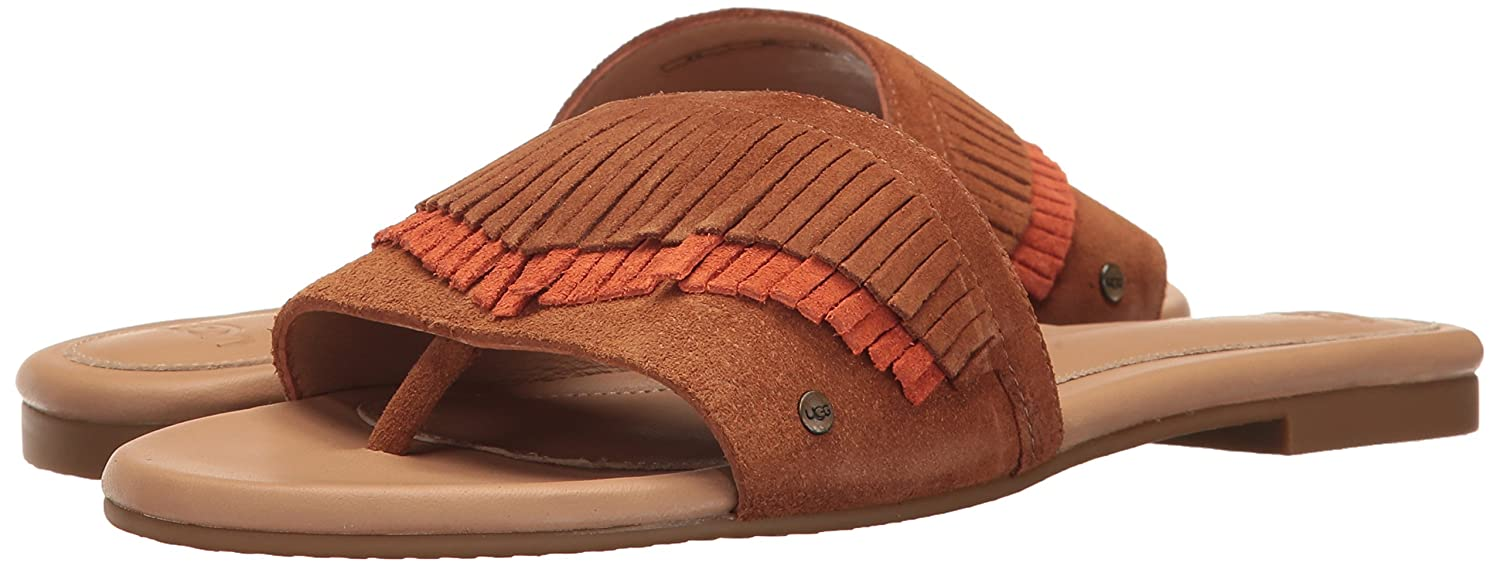 f19099bc7ee UGG Womens Binx Flat Sandal: Amazon.ca: Shoes & Handbags