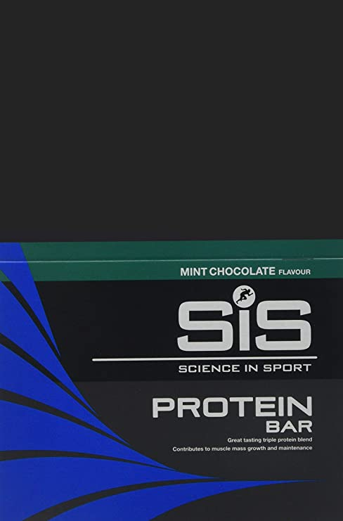 Science in Sport Chocolate Mint Protein Bar - Box of 20