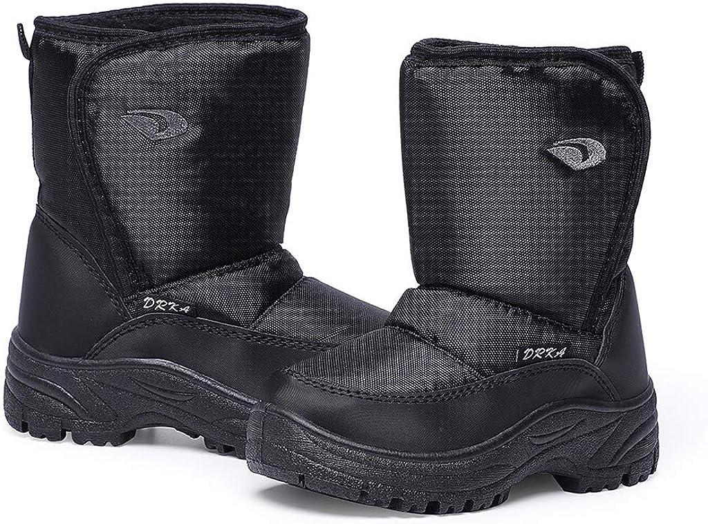 Amazon.com   Vdaye Winter Boots Men's