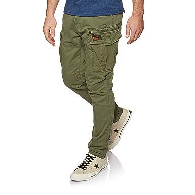 Parachute Superdry Core Green Pantdakota Lite Pantalone 0Nvmnw8