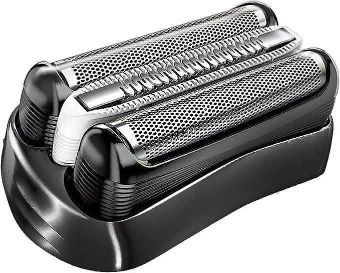Poweka - Cabezal de afeitado de repuesto 32S para afeitadoras ...