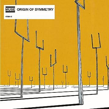 cd origin of symmetry