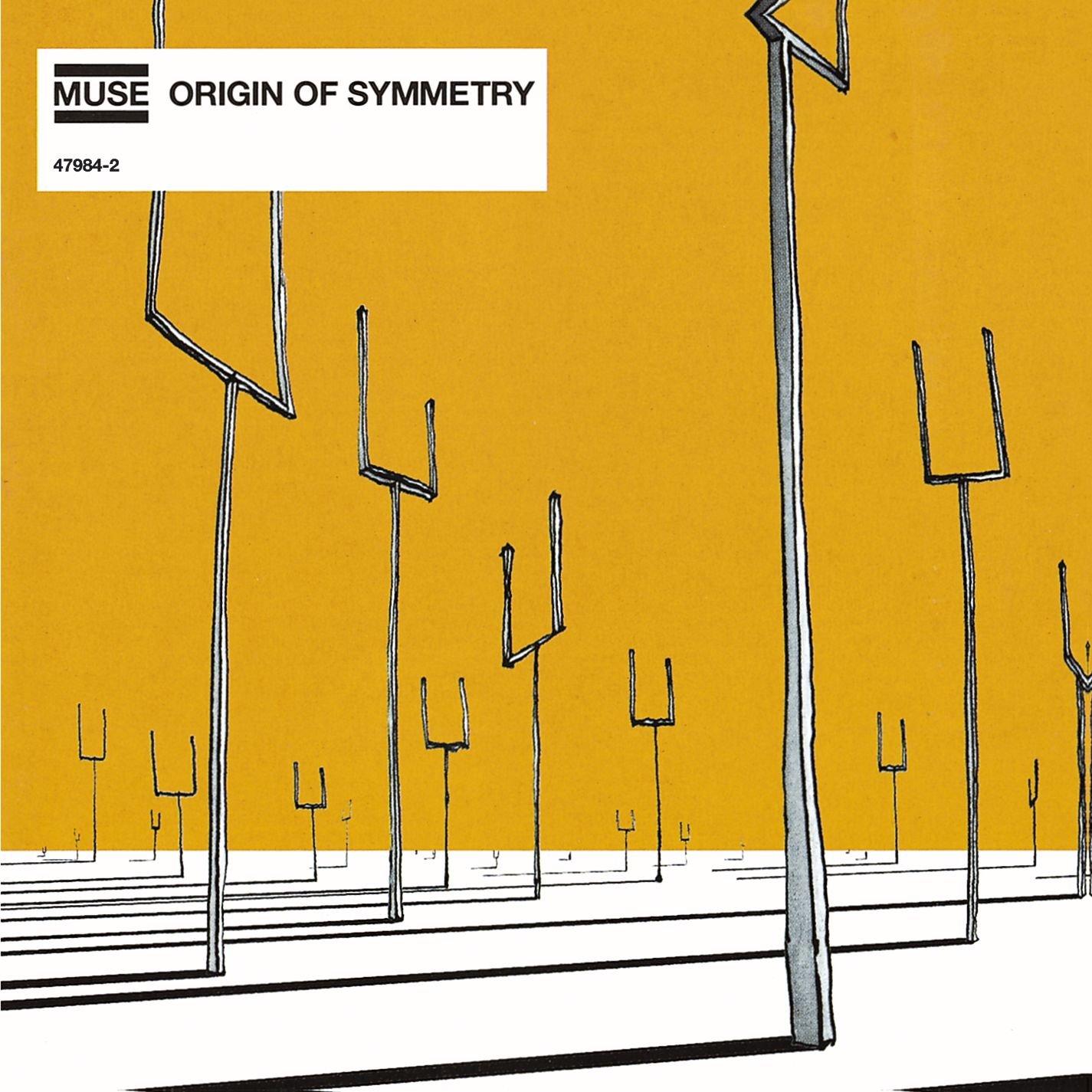 CD : Muse - Origin of Symmetry (CD)