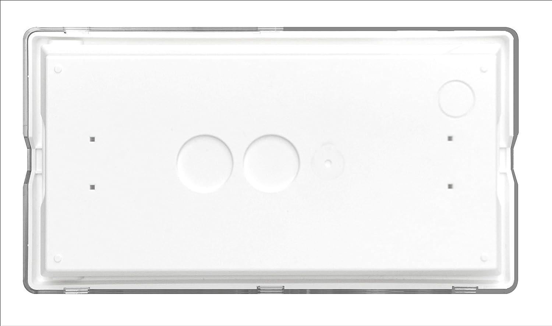 Notleuchte LED IP65 Notbeleuchtung Rettungszeichenleuchte Fluchtwegleuchte Notlicht Brandschutzzeichen Rettungszeichen EXIT
