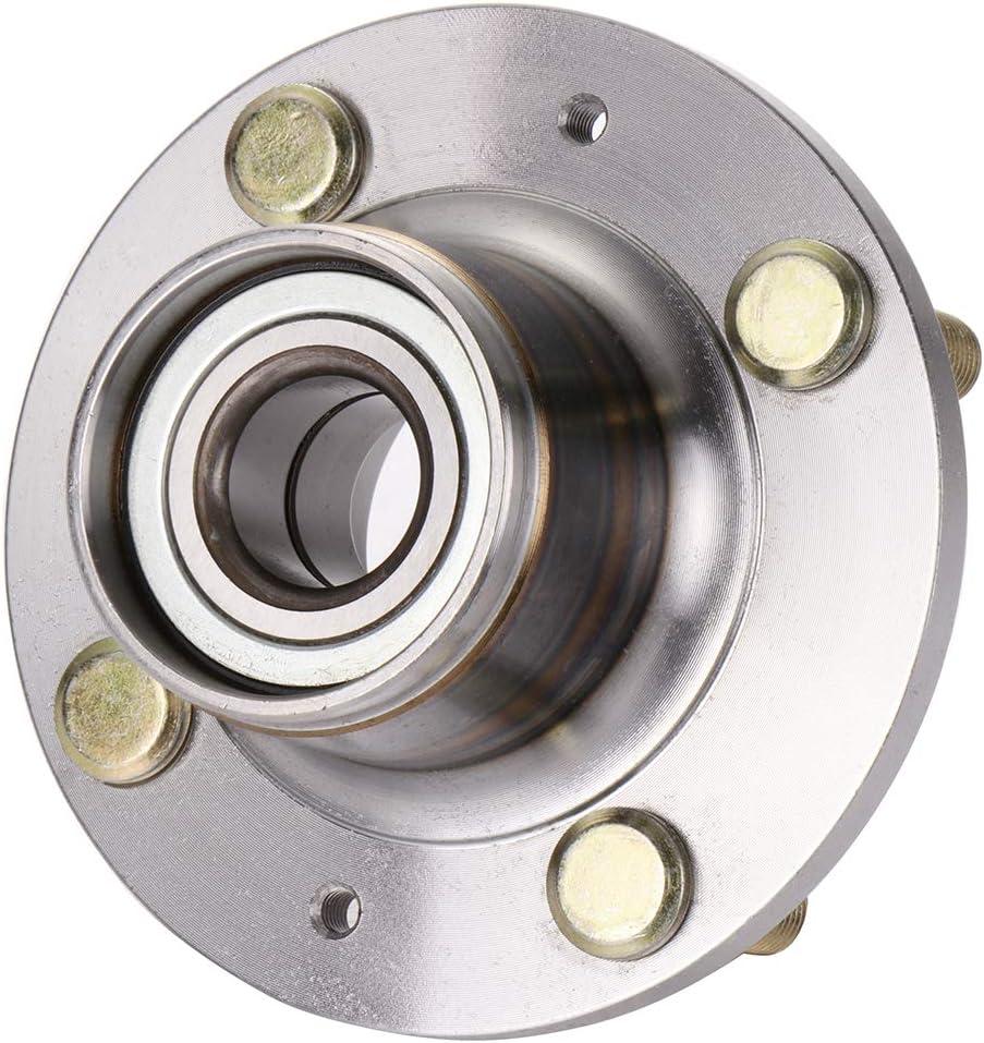 ECCPP Rear Wheel Bearing and Hub Assembly for 2004-2011 Chevrolet Aveo 2007-2011 Chevrolet Aveo5 2009-2010 Pontiac G3 2005-2008 Pontiac Wave Wheel Hub Bearings 541010