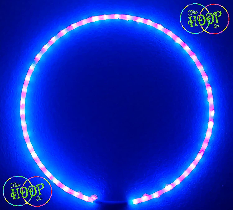 Professional Blacklight UV Ledフラフープ50 x LEDの3 / 4