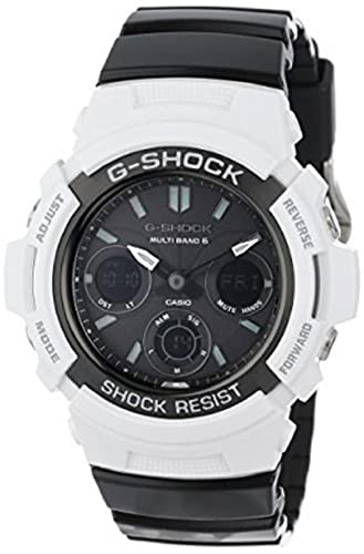 Casio G-Shock multi-Band 6 Atomic Solar reloj awg-m100gw-7 a, awgm100gw: Amazon.es: Relojes
