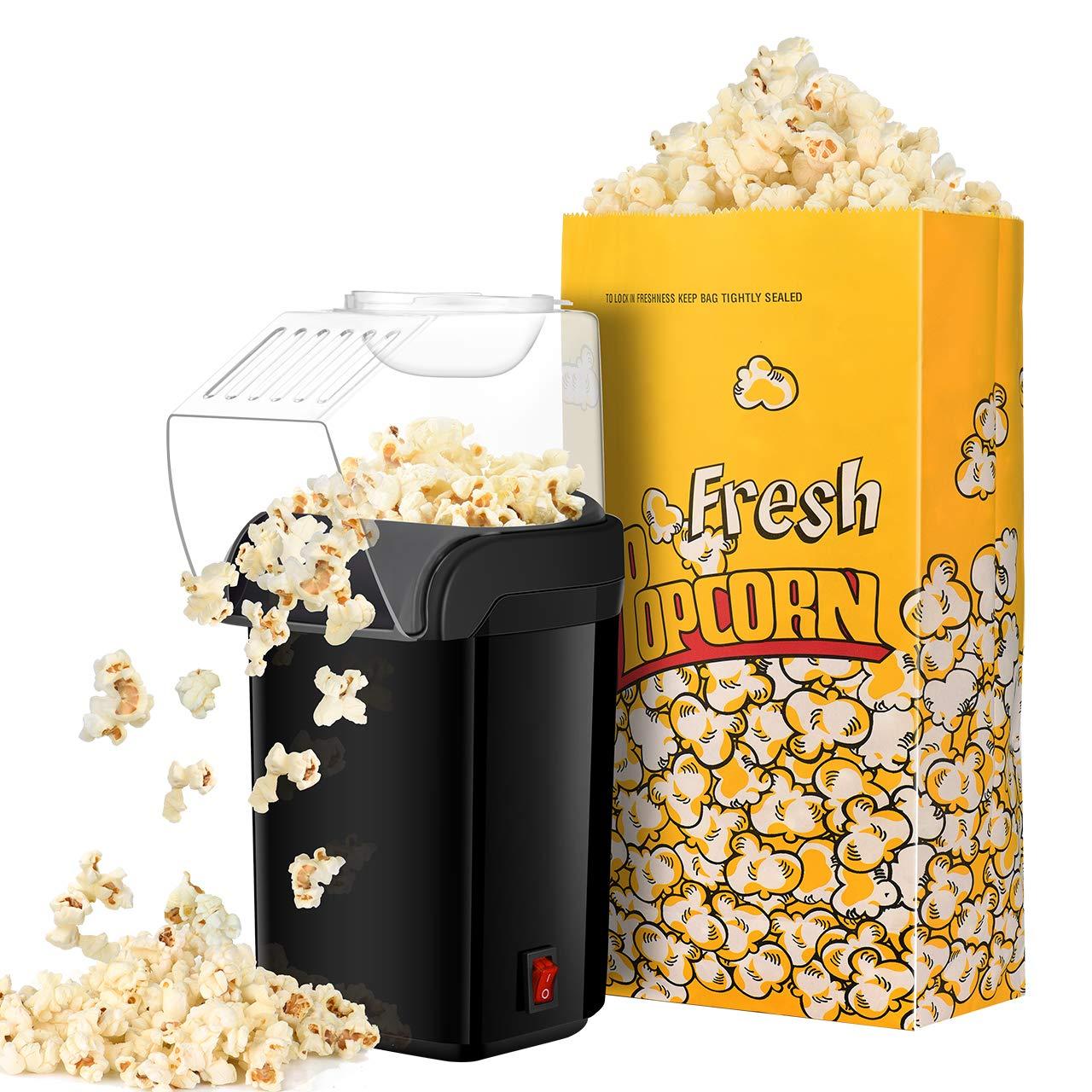 IKICH Popcorn Machine Palomitero, Maquina de Palomitas de ...
