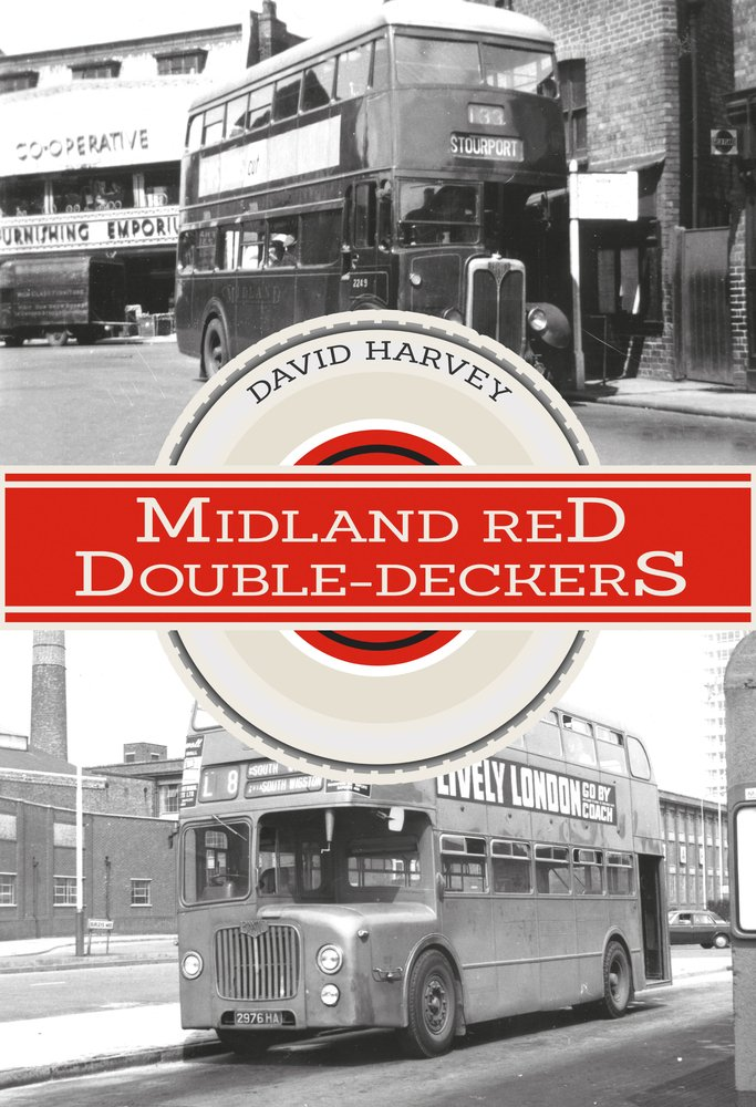 Midland Red Double-Deckers