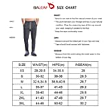 BALEAF Men's Tapered Athletic Running Pants Joggers