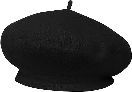 TRIXES Boina Francesa para Fiestas de Disfraces - Sombrero Temático - Boina Vasca - Un Tamaño: Amazon.es: Juguetes y juegos