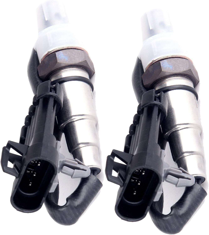 3pcs Upstream/&Downstream O2 Oxygen Sensor for 96-99 Chevrolet C//K 1500 4.3L 5.0L