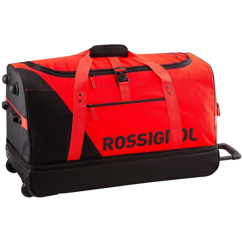 Rossignol Unisex Hero Explorer Ski Gepäck, rot/schwarz, Einheitsgröße