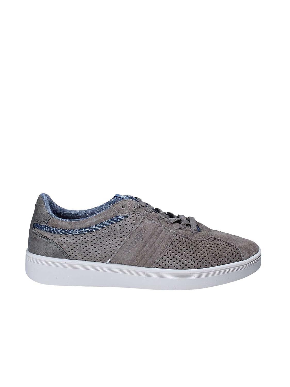 WRANGLER 29 Taupe Scarpa Uomo Sneaker 181040 44 EU|Gris