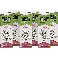 Yosoy, Bebida Ecológica de Arroz, Pack de 6