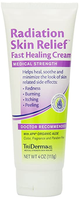 Triderma Radiation Skin Relief, 4 Ounce