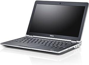 Dell Latitude E6230 12.5in Notebook PC - Intel Core i5-3320M 2.6GHz 8GB 128SSD Windows 10 Pro (Renewed)