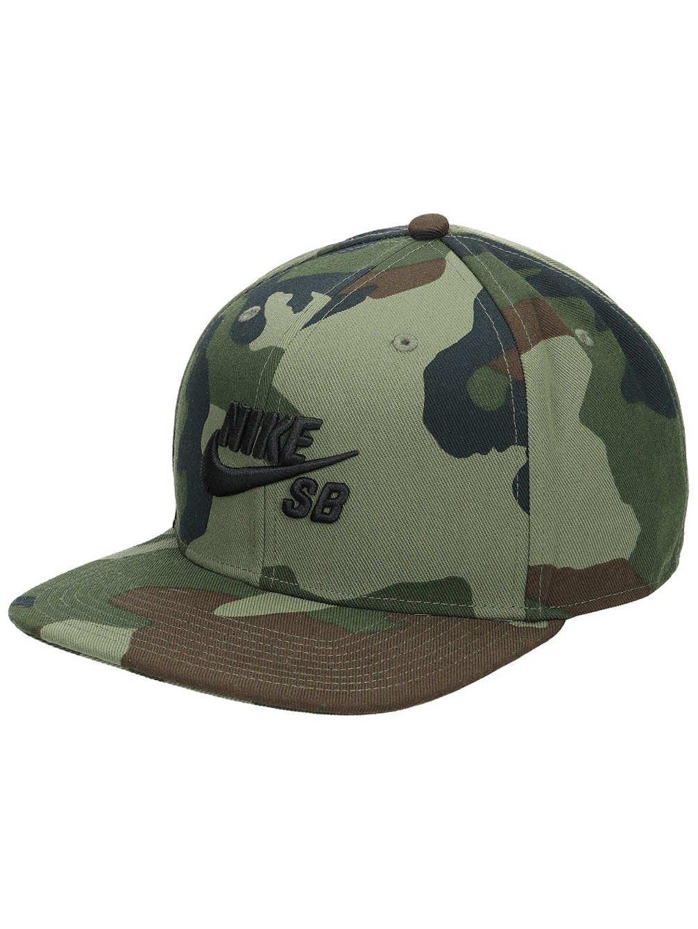 64bae064 Nike SB Hat U NK Snapback Pro Camo: Amazon.com.au: Fashion