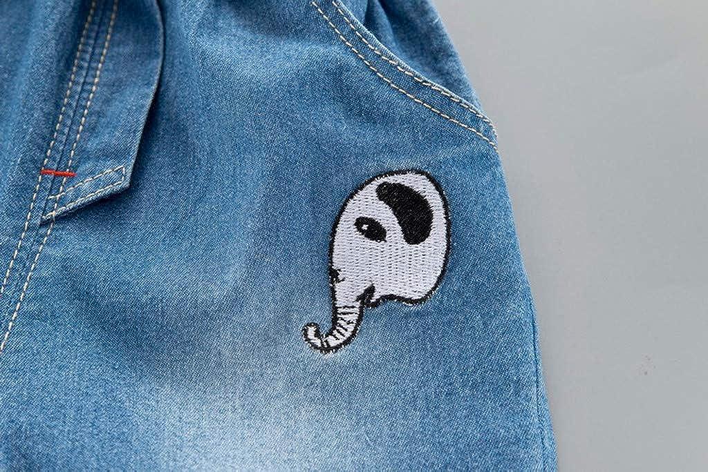 Pantaloncini Tinta Unita Sets Honestyi Abbigliamento da Gentiluomo T-Shirt Ragazzo Girocollo 2Pcs Neonato Ragazzino Cime Maglietta Manica Corta Stampa
