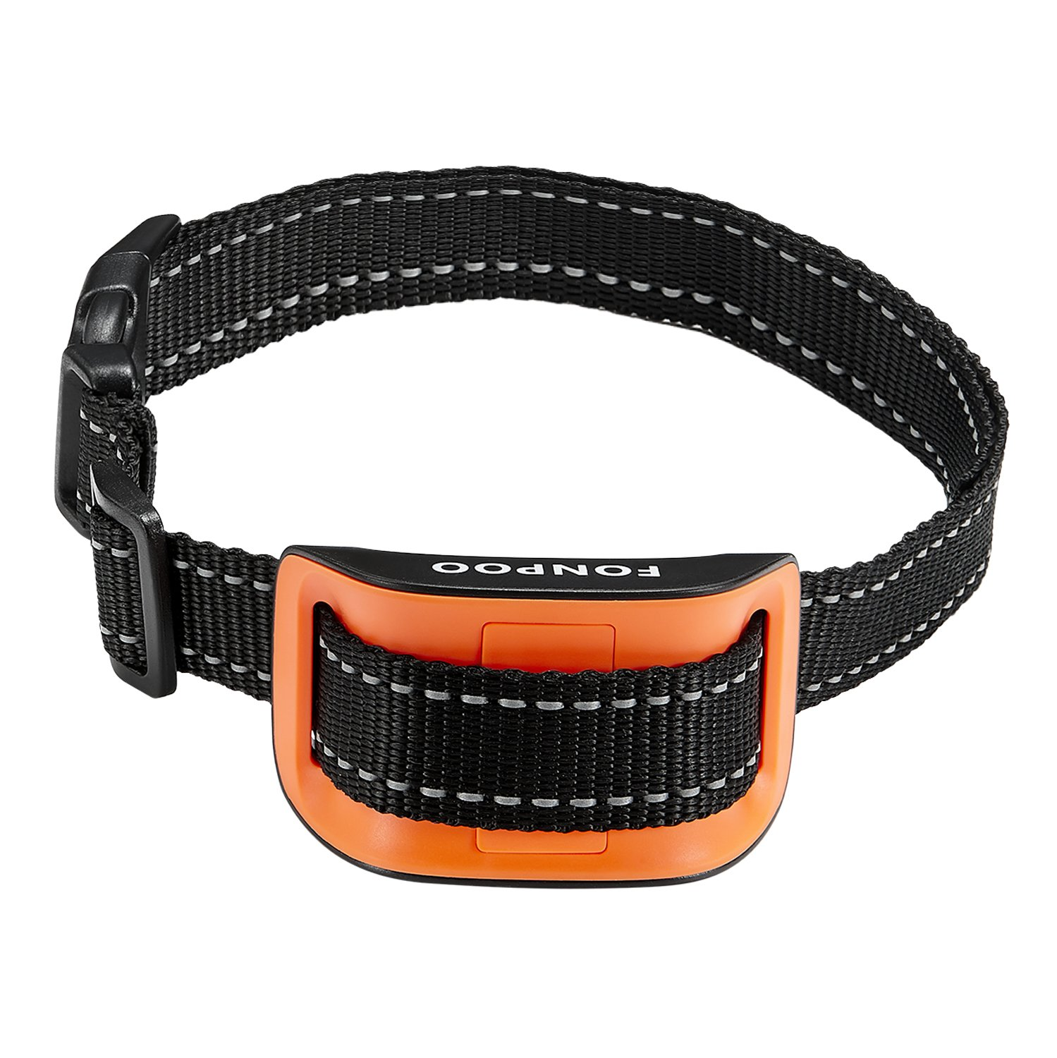 FONPOO FP-665S Dog No Bark Collar for Bark Control with Harmless Warning Soun