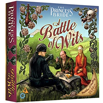 The Princess Bride: Battle of Wits - 3rd Edition: Toys & Games
