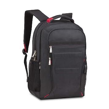 Amazon.com: Rrtizan mochila para laptop de 15,6 pulgadas con ...