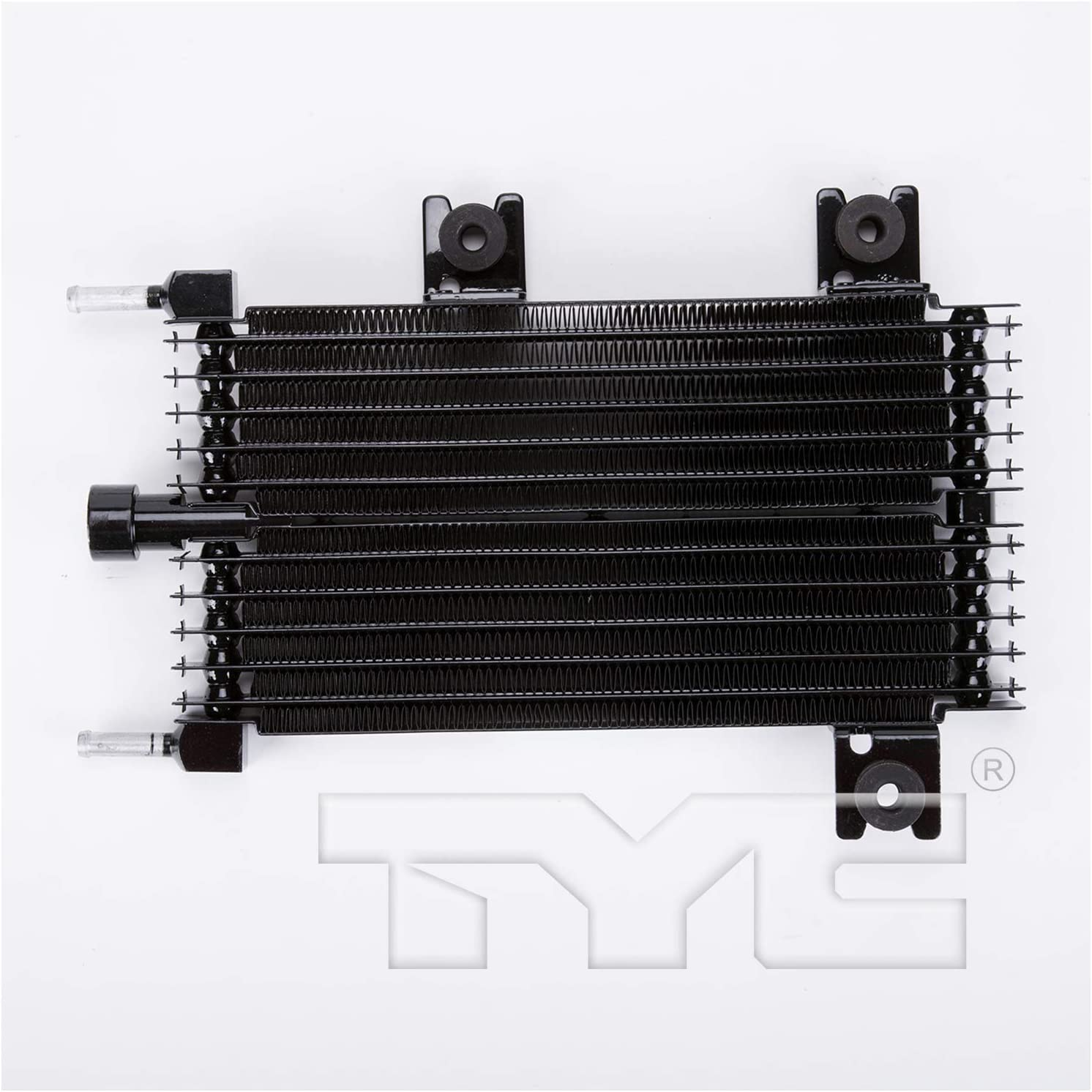 JP Auto Automatic Transmission Oil Cooler Compatible With Nissan Rogue Select 2008 2009 2010 2011 2012 2013 2014 2015 Replacement