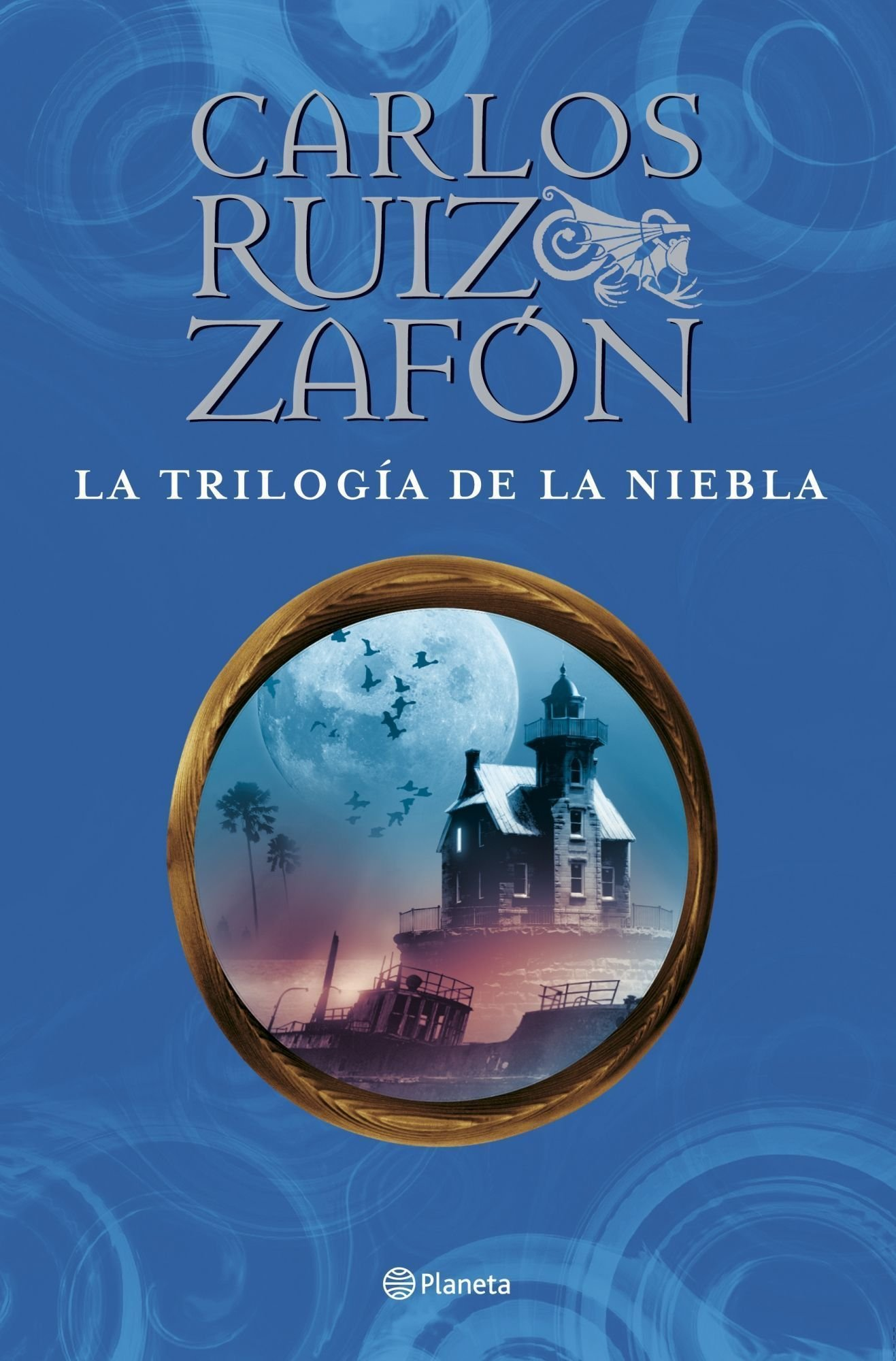 La Trilogía de la Niebla (Carlos Ruiz Zafón): Amazon.es: Ruiz ...