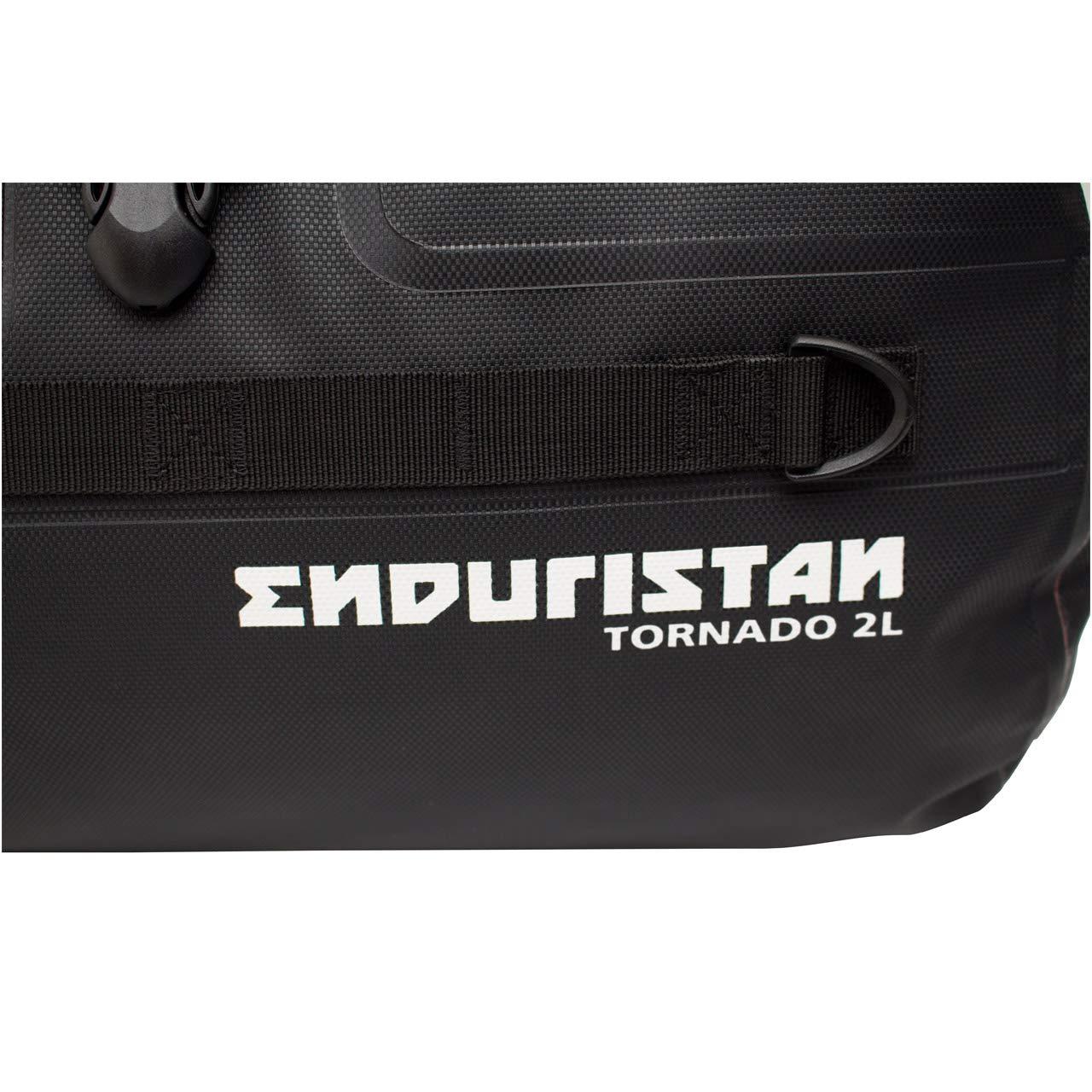 Enduristan Tornado 2 Pack Large Luggage Roll//Duffel Bag 100/% Waterproof Size L Volume 51 Litres