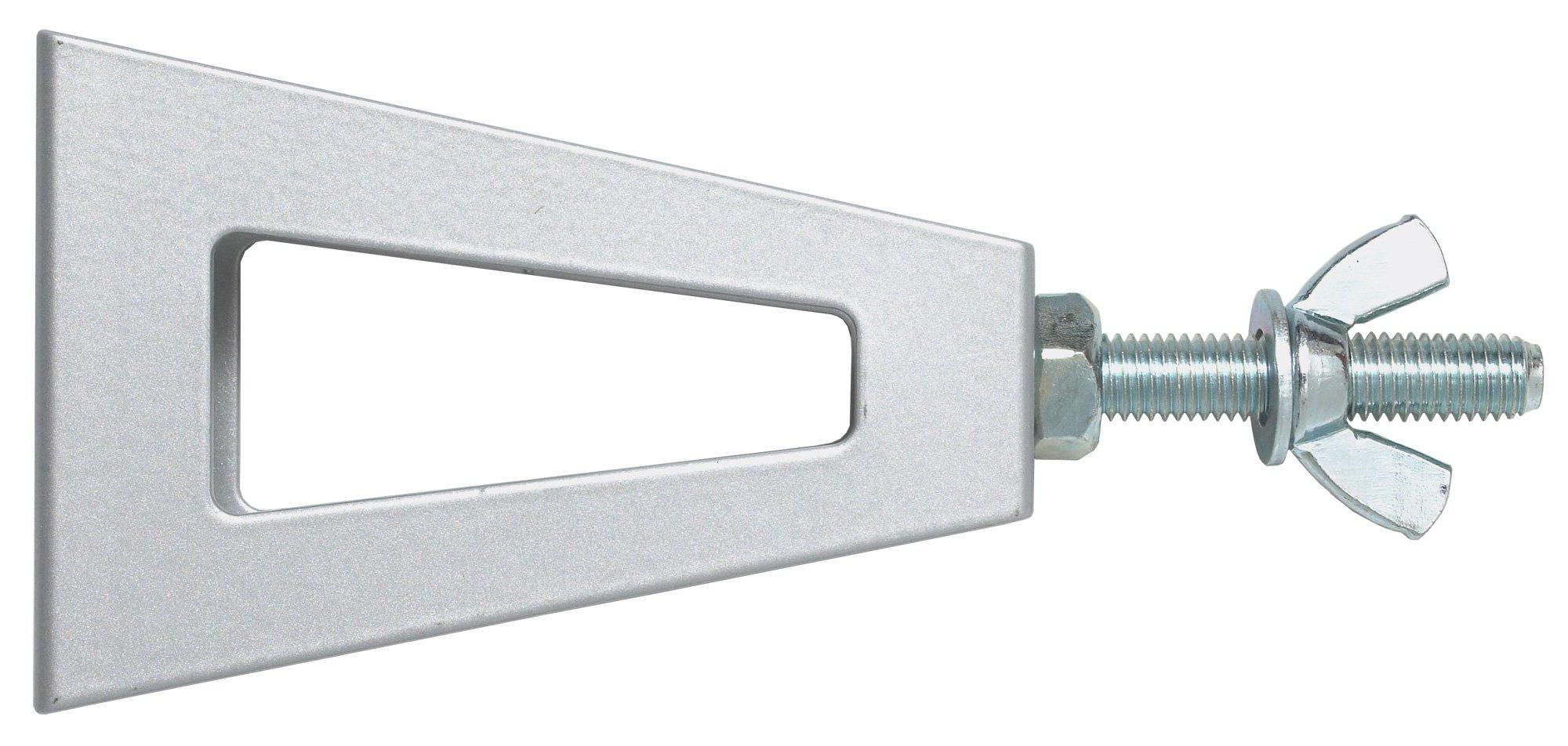 Element System DY222034 Rim Mount Reifenhalter 2 x H x D 75 x 180 MM White Aluminium, 18133–00119