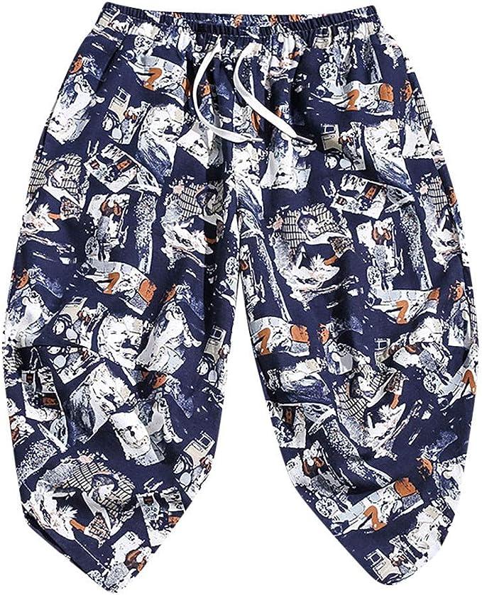 PantalóN Y Chaqueta Pantalon Bombacho Azul Pantalones De Hombre ...