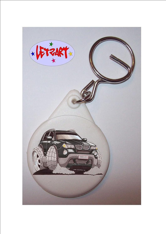 IMAGEN KOOLART LLAVERO BMW X3# 2165: Amazon.es: Hogar