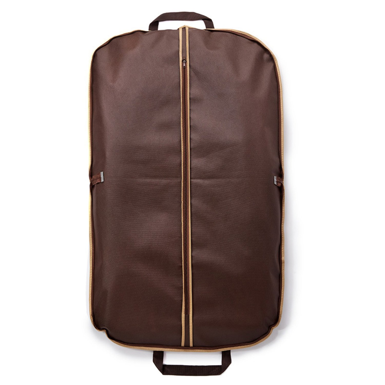 AliceHouse 40 inch Travel&Storage Garment Bag for Suits, Long Dress, Dance Costumes, Dresses, Zipper,3 Pack FCZ49
