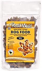 Real Meat Air-Dried Dog Food (Trial-Size)