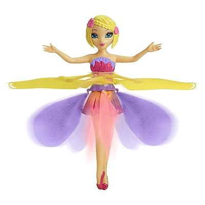 Flutterbye Flying Fairies - Dawn: Toys & Games 可愛い - nssf or ke