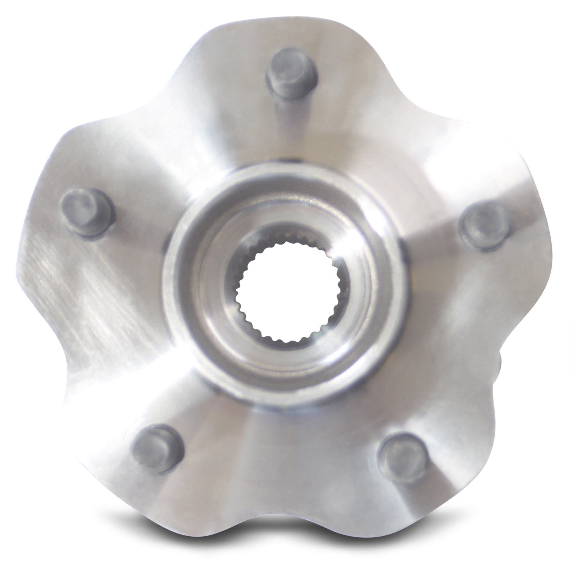 Tomegun 4 to 5 Lug Wheel Bearing Conversion Hub Rear Pair For 89-99 S13/S14 Nissan 240SX by Tomegun (Image #2)