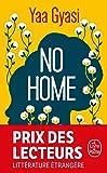 No Home: Prix des lecteurs Littérature étrangère 2018