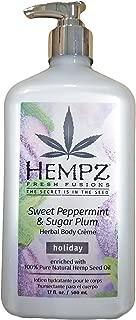 product image for Hempz Triple Moisture Sweet Peppermint & Sugar Plum Body Creme - 17 oz