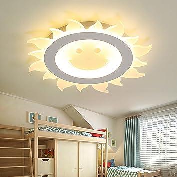 QLIGHA Lampe von Obergrenze von LED-Licht Decke Acryl schlanke ...