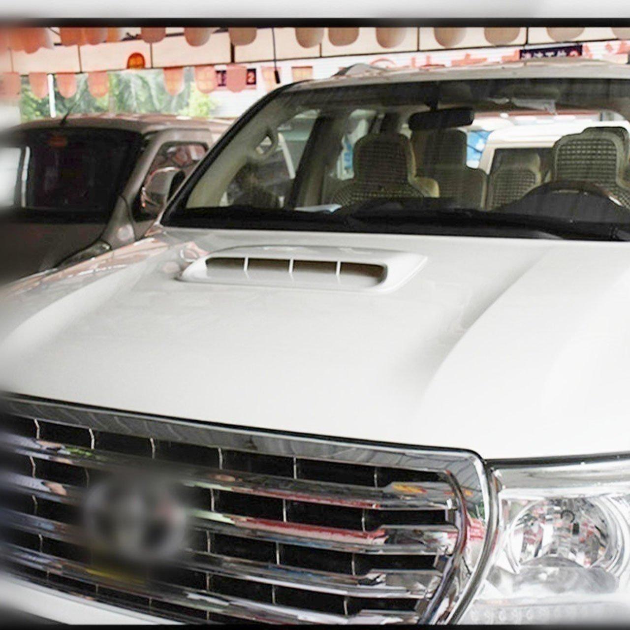 KaTur da applicare sul cofano dell/'auto Copertura decorativa universale per presa d/'aria per motori turbo