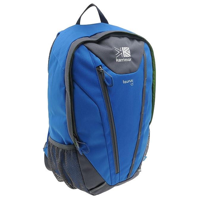 Karrimor Unisex Taurus 20 Mochila Macuto Senderismo Trekking Azul/Charcoal 20 litros: Amazon.es: Ropa y accesorios