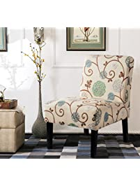 Harperu0026Bright Designs Fabric Accent Chair.