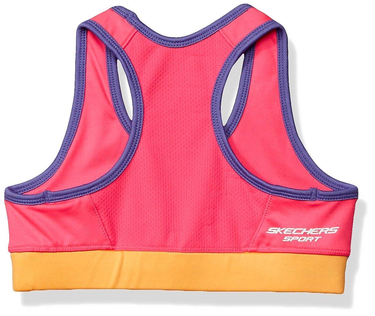 d2c65c6b86 Amazon.com  Skechers Big Girls  Sport Core Bra