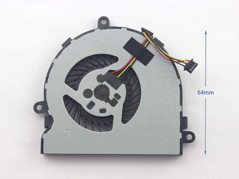 Cooler Para HP 15-BA 15-ba008ca 15-ba009dx 15-ba010nr