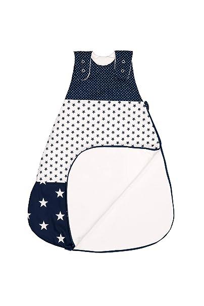 Mint Grau ULLENBOOM /® Babynest /& Kuschelnest Baby Cocoon /& Kuschelbett Made in EU - Baby Nestchen aus Baumwolle Motiv: Sterne 55x95 cm Punkte ideal als Reisebett