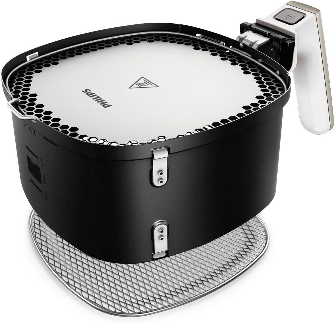Philips Kitchen Appliances Philips HD9980 50 Variety, White Air fryer Accessory Basket