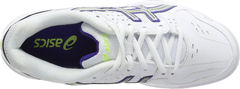 Asics Gel-dedicate 3 Clay - Scarpe da Tennis donna Bianco White Royal Blue Silver 0143