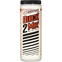 Maxima Racing Oils 10920 Quick-2-Mix Oil/Gas Ratio Mixing Bottle - 20 oz. Capacity