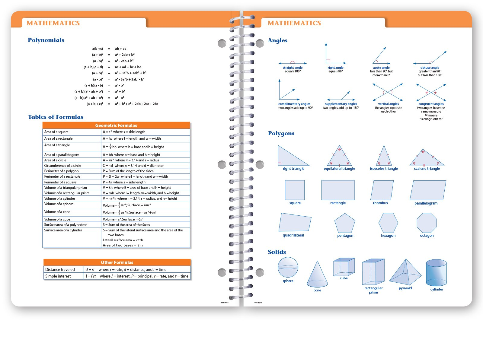 Hardcover Dated Middle School Or High School Student Planner for Academic Year 2018-2019 (Matrix Style - 8.5''x11'' - Woodgrain Cover) - Bonus Ruler/Bookmark and Planning Stickers by Global Datebooks (Image #9)