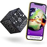 Merge Cube Juguete STEM de Realidad Aumentada - Juegos Educativos para el Aprendizaje de Ciencias, Matemáticas, Arte y…
